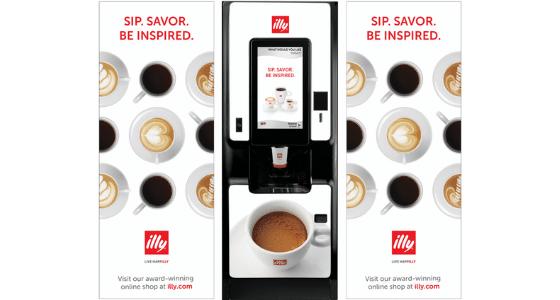 PREPANGO Coffee Vending Machine