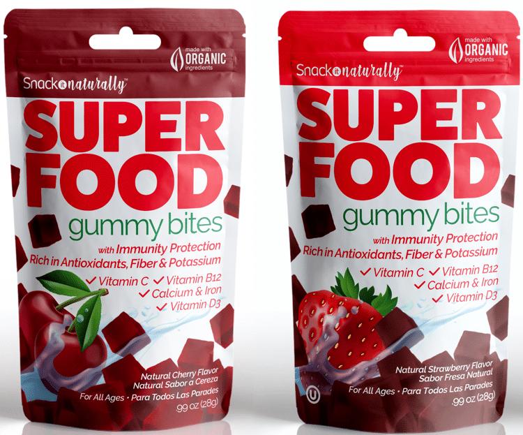 SUPER FOOD GUMMY BITES