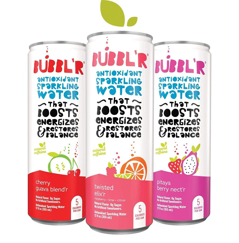 Bubbl'r Cans