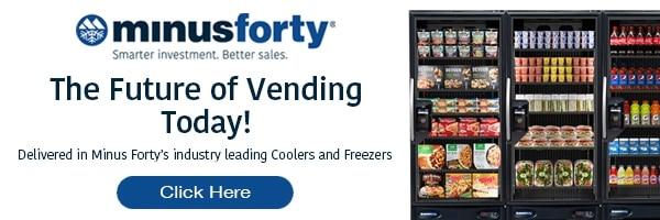Minus Forty Micro Market Freezers