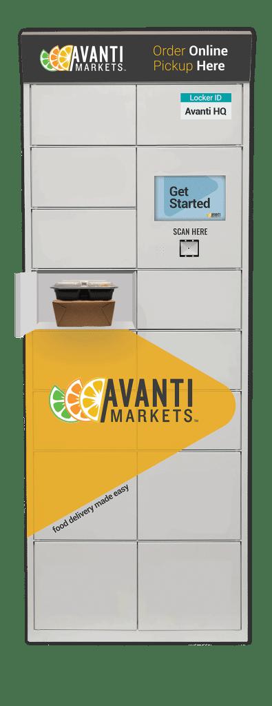 Avanti Markets simpli fresh