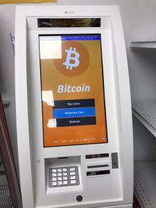 Bitcoin ATM Routes