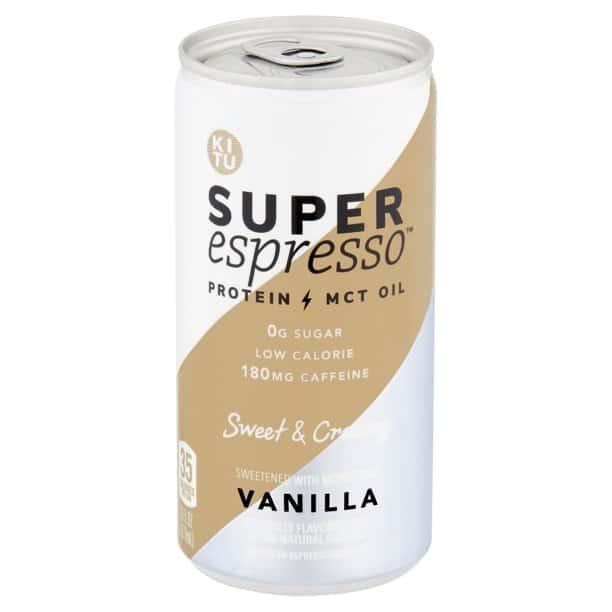 Super Coffee Vanilla Expresso