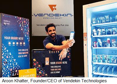 Aroon Khatter, CEO Vendekin Tech