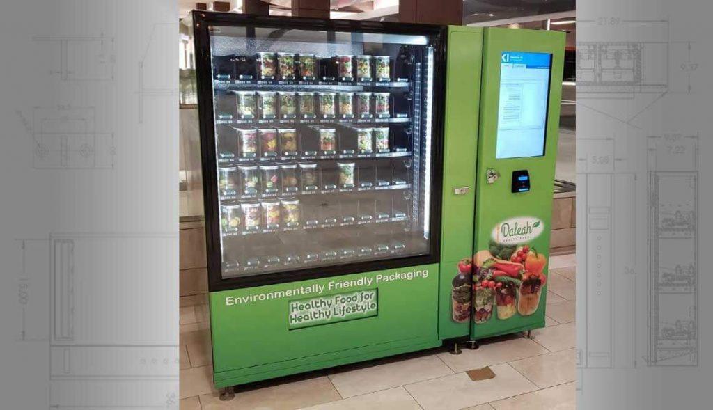 Fresh Food Smart Vending