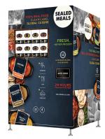 Sealed meals vending