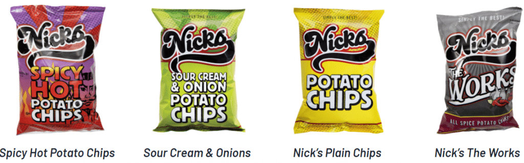 Nick's Chips