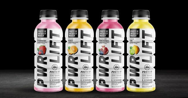 Pwr Lift Protein Water