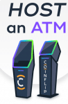 Coin Flip Host ATM
