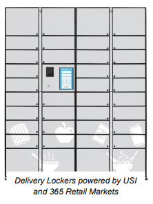 Delivery Lockers