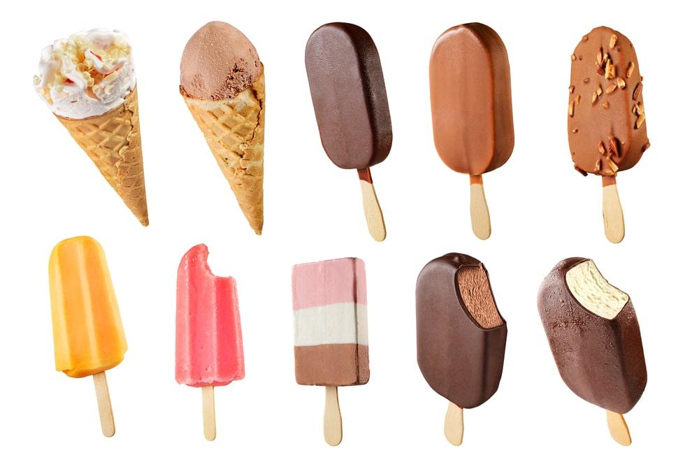 Ice Cream Single Serve