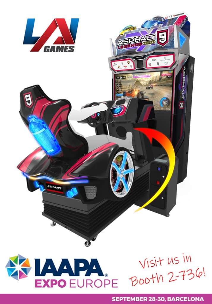 Asphalt 9 DX Simulator