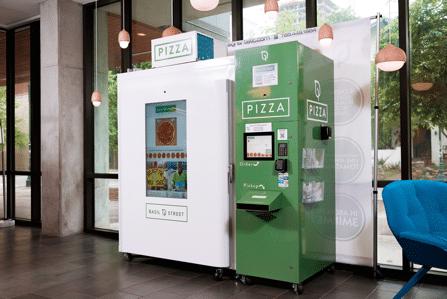 Basil Street Vending Machine