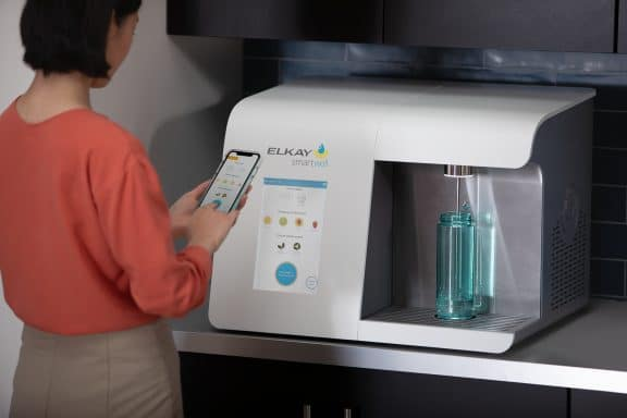 Elkay Smartwell Counter Top unit