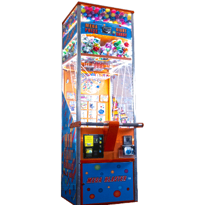 Mega Blaster - Win Prizes!!