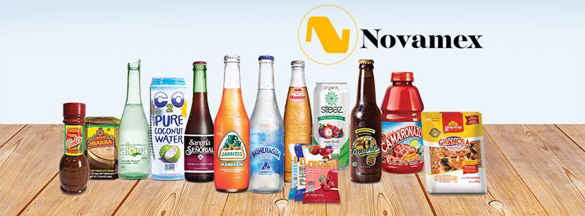Novamex Hispanic Beverages