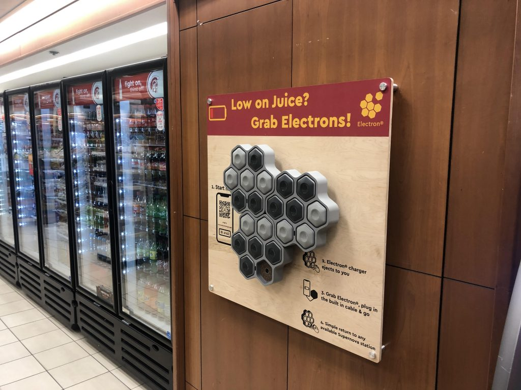 Electron-to-Go has selected Soracom